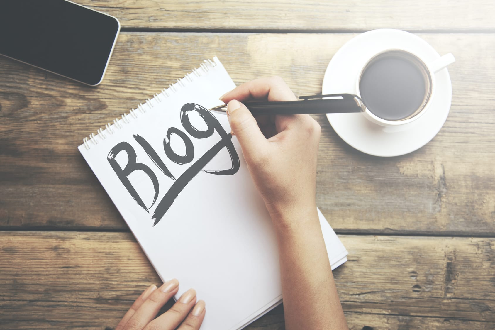 5 Reasons Why Your Small Business Should Be Blogging